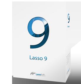 lasso 9 web hosting
